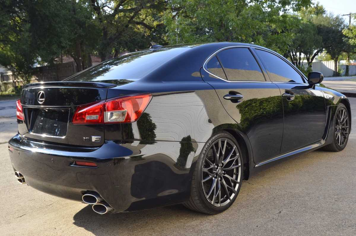 2011 Lexus IS F