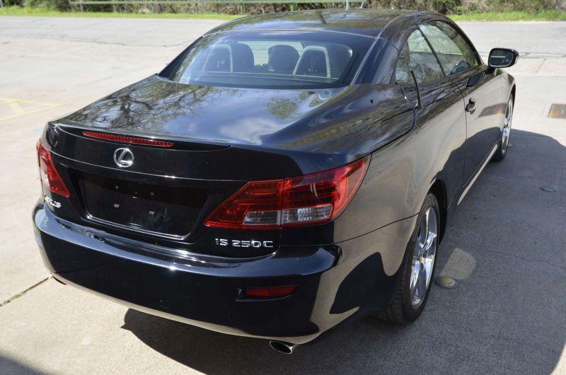 2010 LEXUS IS 250C