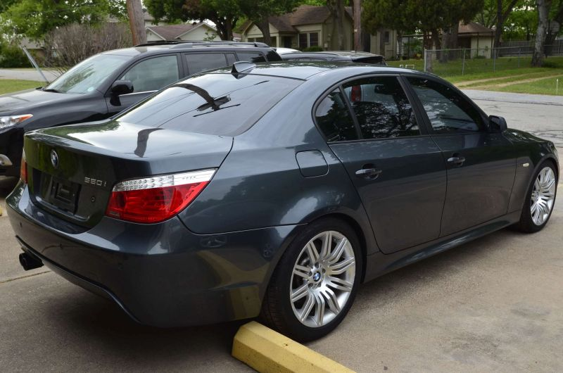 2008 BMW 550i