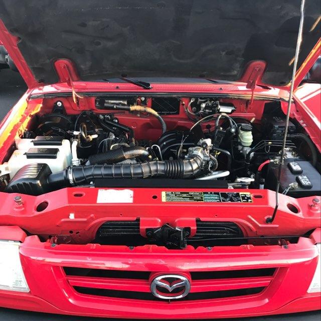 2004 Mazda B-Series Truck