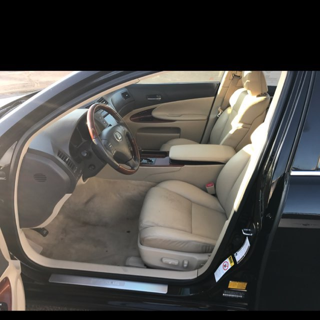 2007 LEXUS GS 350