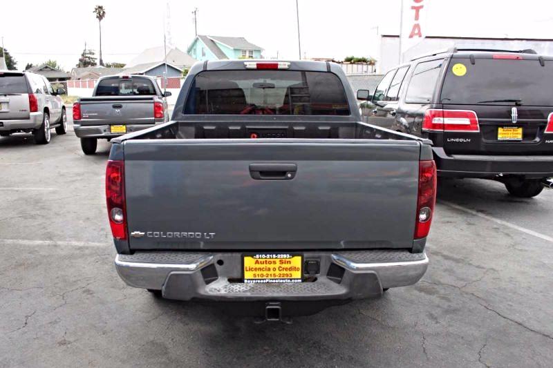 2008 Chevrolet Colorado