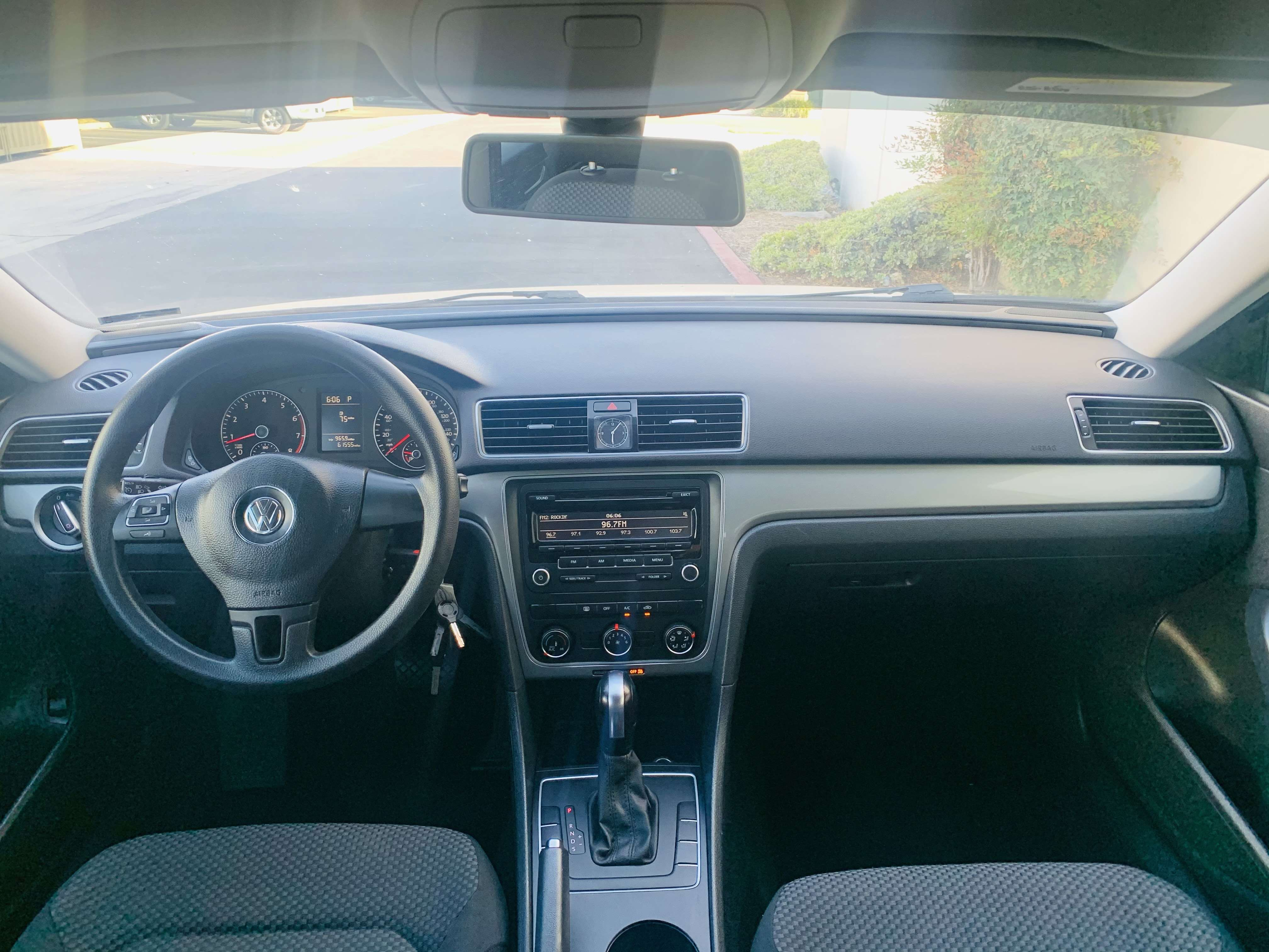 2014 Volkswagen Passat