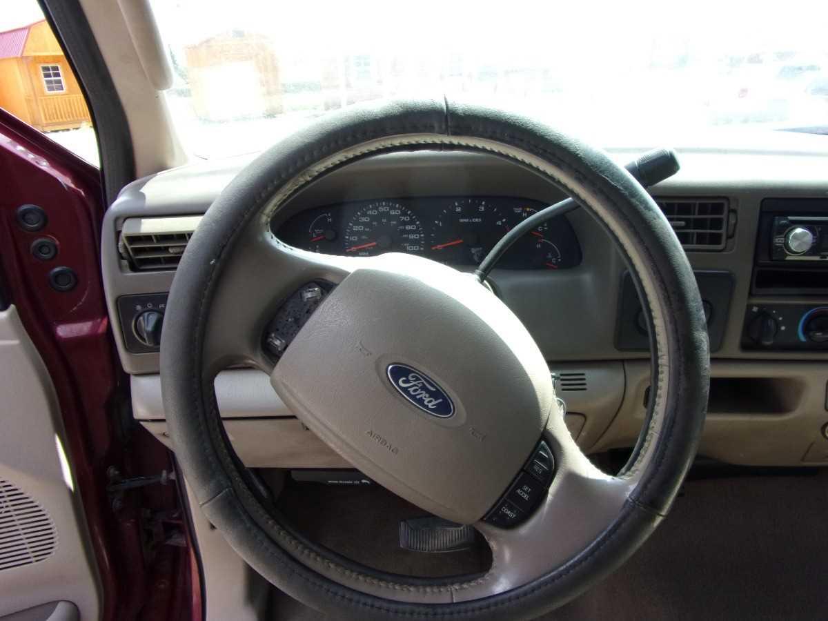 2004 Ford F-350 Super Dut