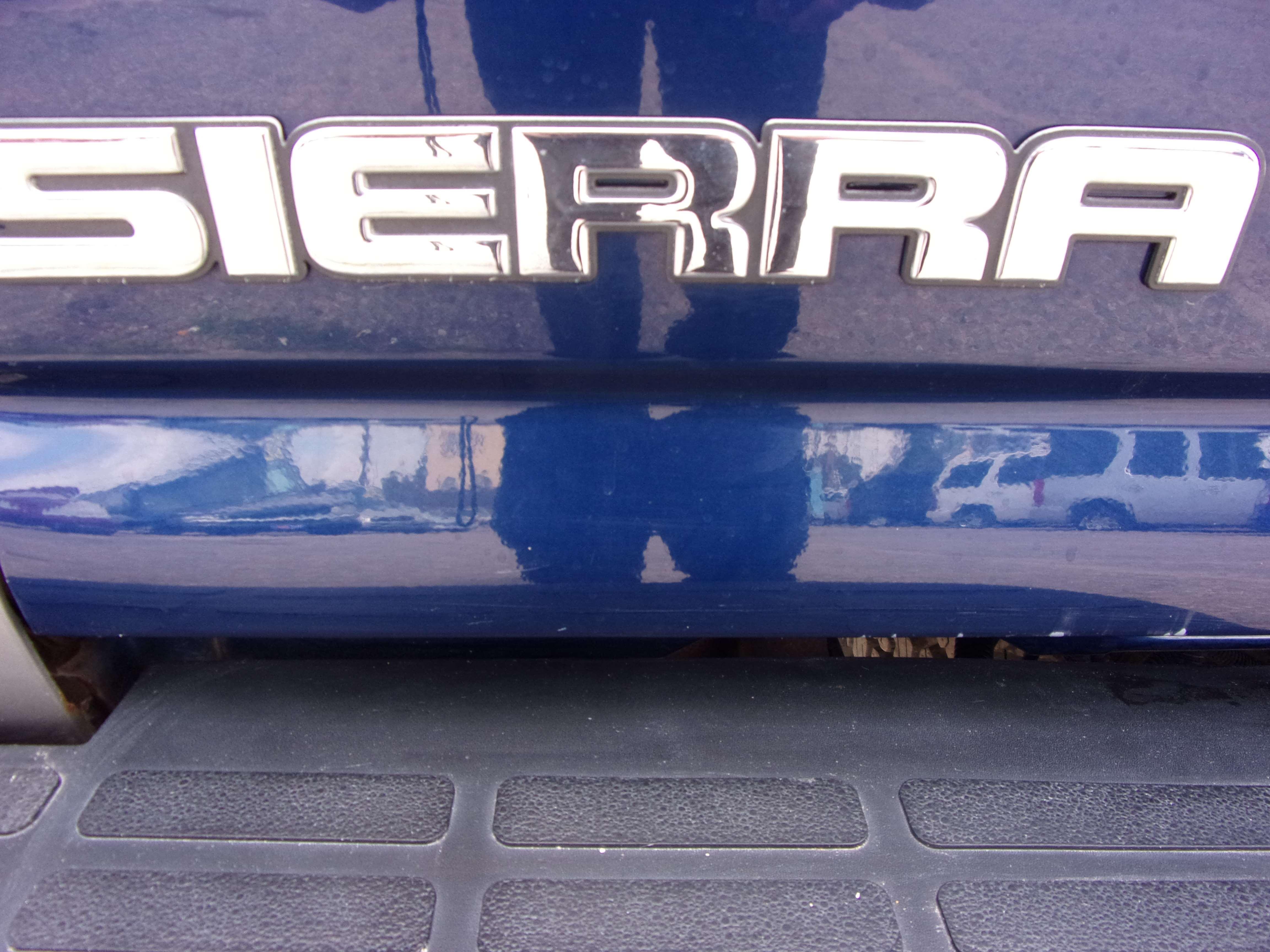 2002 GMC NEW SIERRA