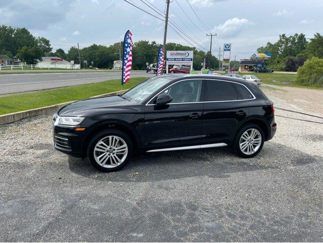 2018 Audi Q5