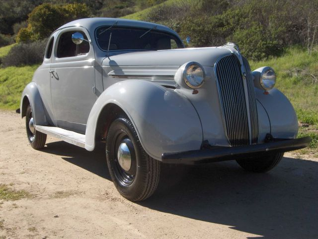 1938 Plymouth Road King