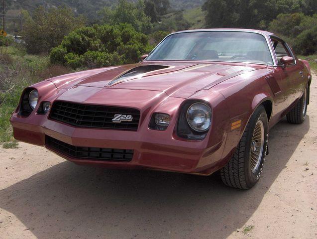 1978 Chevrolet Z28