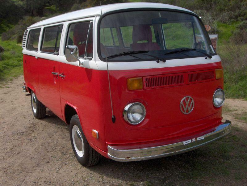 1977 VW Type 2 Transporter