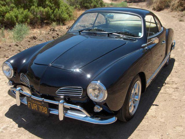 1964 VW Karman Gihia