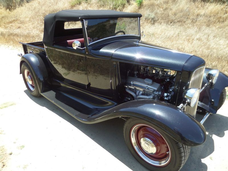 1931 Ford Roadster Pick-up