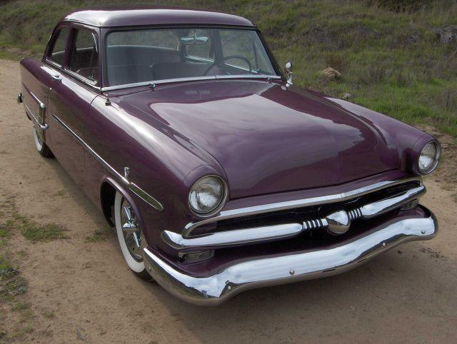 1953 Ford Custom Line