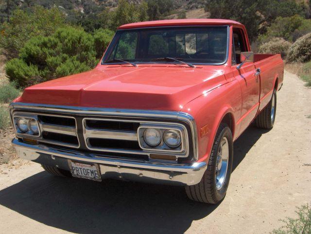 1969 GMC K2500