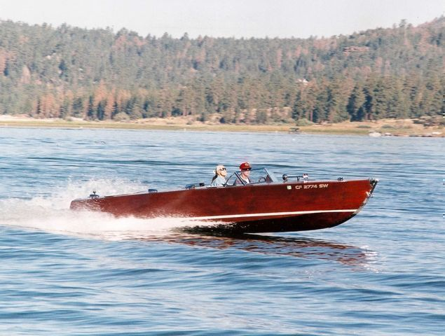 2002 Chris Craft Tribute 19ft Runabout