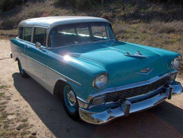 1956 Chevrolet 210 Belair