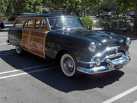 1953 Packard Woody