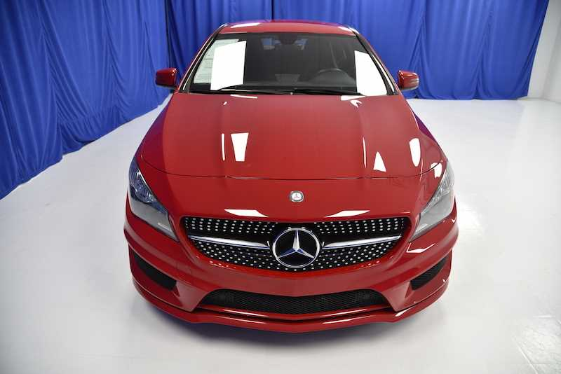 2014 mercedes benz cla 250 sport 29809 miles 7 speed for Mercedes benz cla 250 sport for sale