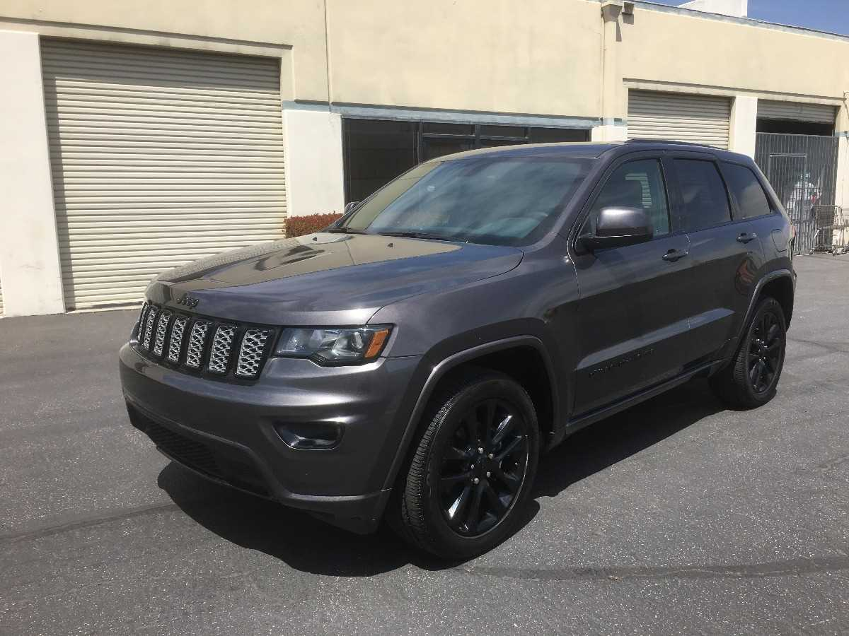 2017 jeep grand cherokee altitude for sale cargurus. Black Bedroom Furniture Sets. Home Design Ideas